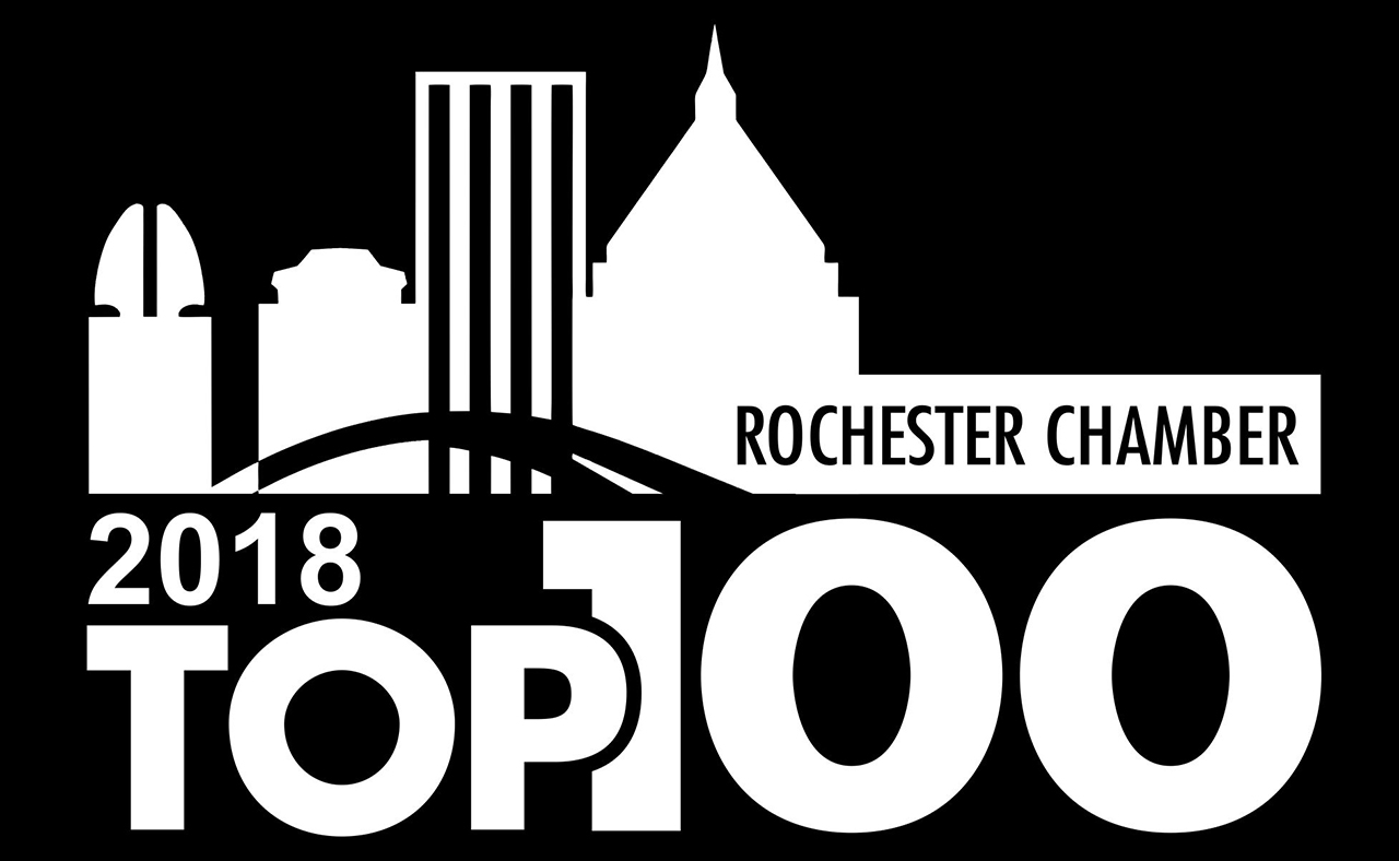 Marshall Exteriors ranked #37 in the Rochester Top 100