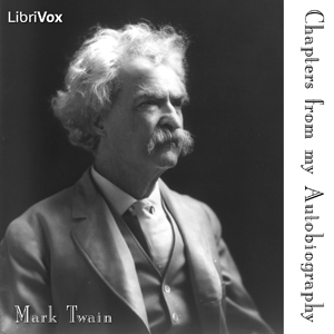 Chapters from my Autobiography(160) by Mark Twain audiobook cover art image on Bookamo
