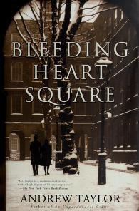 Cover of: Bleeding Heart Square | Taylor, Andrew