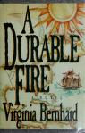 Cover of: A durable fire