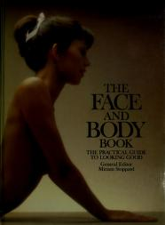 Cover of: The Face and Body Book | Miriam Stoppard