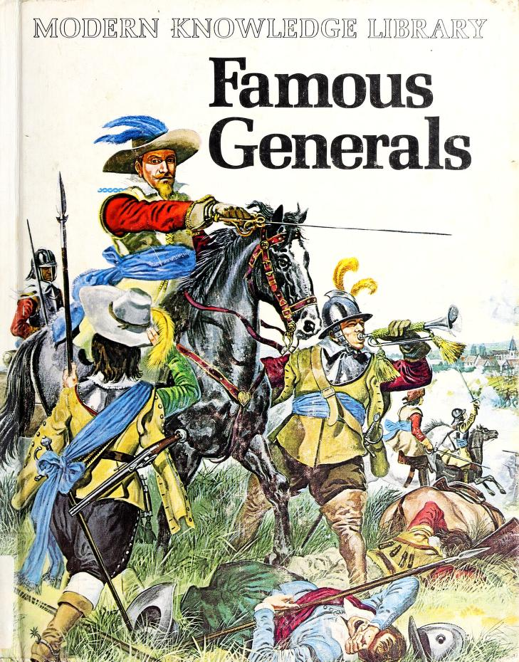 Famous generals by Duncan Townson