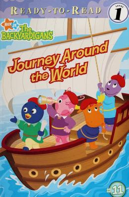 Cover of: Journey around the world | Sarah Albee