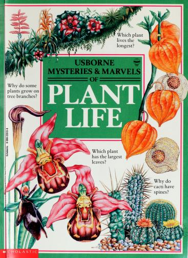 Mysteries & marvels of plant life by Barbara Cork