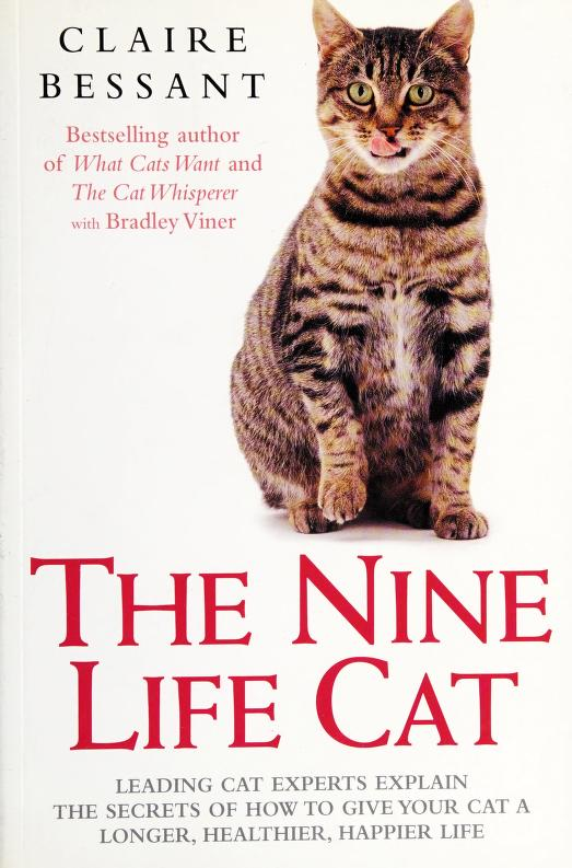 The nine life cat by Claire Bessant