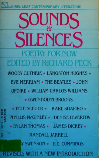Cover of: Sound and Silences by Richard Peck