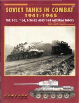 Cover of: Soviet tanks in combat, 1941-1945
