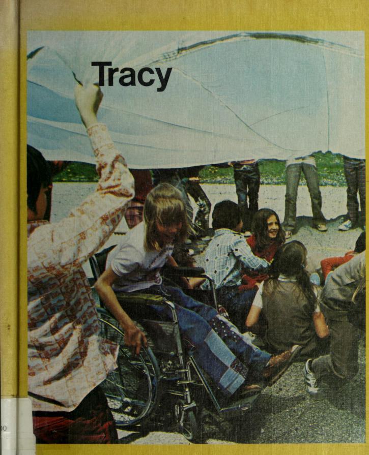 Tracy by Nancy Mack