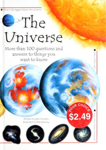 Cover of: Universe by John Farndon
