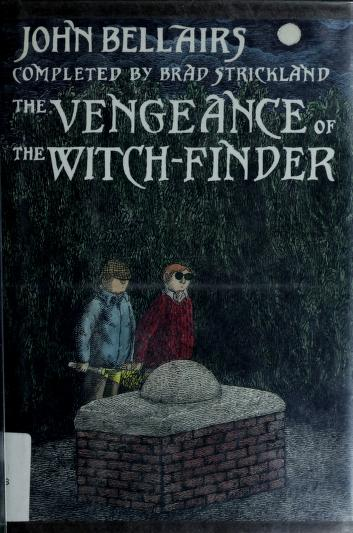Cover of: The vengeance of the witch-finder | John Bellairs