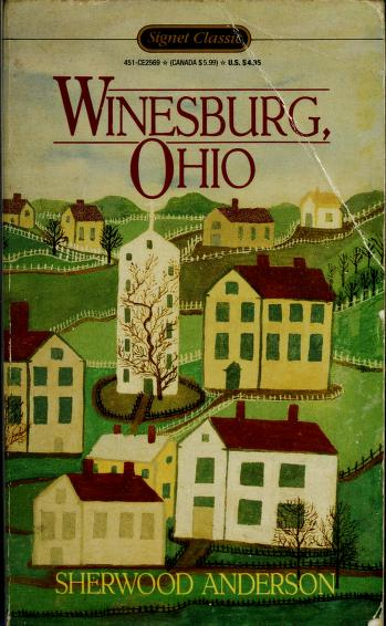 Cover of: Winesburg, Ohio | Sherwood Anderson